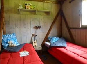 cabane chambre enfant
