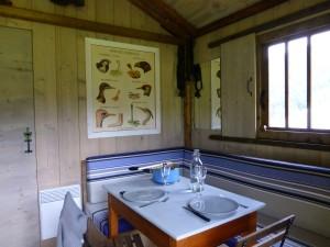 Cabane-salon