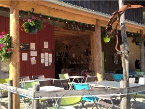 Restaurant-atelier